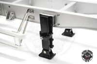 Metal Retractable Trailer Support Legs (2pcs) for Tamiya 1/14 RC Tractor Trailer