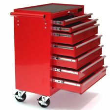 Tool cabinet 7 drawer cart wheel trolley tool 06193 chest tray ball bearing