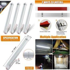 """Led Light Strip 12V/24V 13"""" Light Bar LED Interior Light for Van Lorry Truck RVs"""