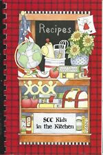 * SARASOTA FL 2009 CHRISTIAN CHURCH COOK BOOK SCC KIDS IN THE KITCHEN * FLORIDA