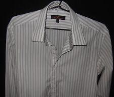 BEN SHERMAN Mens Long Sleeve Business/Casual Shirt Size 15 1/2 34-35 M