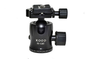 Kood Professional BH-52MT Ball Head 15kg Max Load