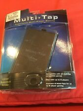 pelican multitap multi tap ps1 ps2 psone multi player gaming
