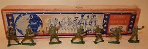 Authenticast, Comet SAE 54mm British Infantry WWII - Boxed