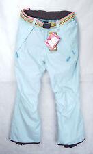 O'Neill Launch Series Light Blue Tube Ski Trousers Pants LARGE RRP:£79.20