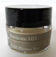 PERRICONE MD Cosmeceuticals Cold Plasma Eye Anti-Aging Cream Smooths .50 fl oz