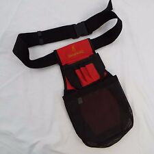 Browning Tactical Waist Fanny Pack Red Nylon Hip Leg Bag