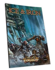 ICE & IRON - KINGS OF WAR VANGUARD - MANTIC GAMES - SENT FIRST CLASS