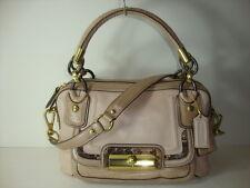 Coach Kristin SPEC Double Ziper satchel  16866
