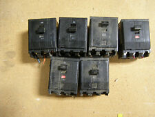 Square D Clip-On Circuit Breaker 20A 240V QO Type 3P