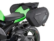 SW Motech Blaze Motorcycle Luggage Panniers to fit Kawasaki ZX10R Ninja