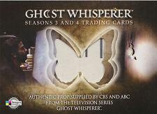 Ghost Whisperer Seasons 3 & 4 Prop Card P4 Map