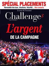 CHALLENGES n°515 du 30/3-5.4.2017**L'ARGENT de la CAMPAGNE***AIRBUS A 400M**FREE