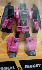 Fangry and Brisco from Transformers War For Cybertron Worlds Collide Box Set