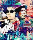 Bob Dylan Print Poster | 13 x 19 Inch | Direct From The Artist