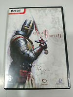 Knights of The Temple II - Set para PC Dvd-rom Edition Spain New - 2T