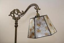 Mission Arts & Crafts Mica Bridge Floor Lamp Shade Onyx Tailor Made Lampshades