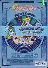 Sailor Moon Talk Box Mercury 23 Episodios 575 Minutes Vol 2 CAJA DE ELUMINIO NEW
