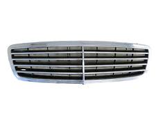 Frontgrill Kühlergrill Grill Chrom für Mercedes S203 W203 C220 00-04 744