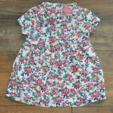 JOULES Girls Lovely Summer Dress 6-9 Months 100% Cotton