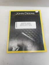 Genuine John Deere Auto Trac Universal Operator'S Manual Ompfp11843 Issue B2