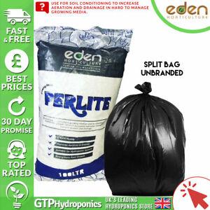Eden Perlite - 5L / 10L / 25L / 50L / 100L - Decanted Growing Medium