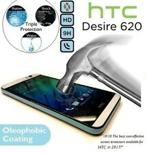 100% Genuine Tempered Glass Premium 9H Screen Protector D620H for HTC Desire 620