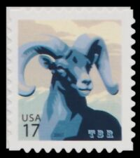 4138a Bighorn Sheep 17c Tagging Reprint American Wildlife 2007 MNH - Buy Now