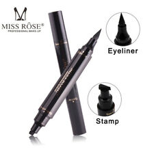 Winged Eyeliner Seal Stamp 1 Second Cat Eye Double Head Eyeline Pen Makeup Tool