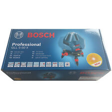 [FREE Expedited] Bosch GLL 5-50X Professional 5 Five Line Laser Level