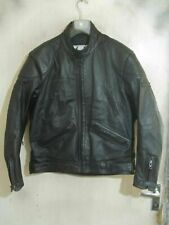 Vintage 80's BELSTAFF Leather Motorcycle Jacket Size XL