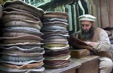 Pakol wool hat Wollmütze aus gewebter Wolle handgemachte Kopfbedegung