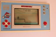 Game and Watch MARIO BROSS Cement Factory Good condition