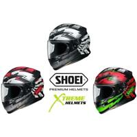 Shoei RF-1200 Variable Helmet Full Face Pinlock Ready DOT SNELL XS-2XL