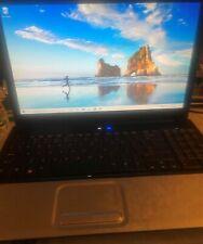 HP Compaq CQ61 15.4in. Laptop - AMD Athlon Dual Core M320 X 2, 4GB, 256GB SSD