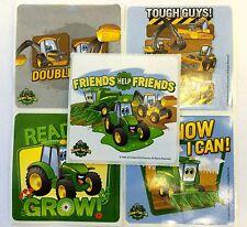 15 John Deere Farm Fun Tractor Tough Guys Stickers Party Favors Teacher Supply