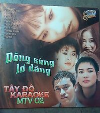 Vietnamese karaoke video laserdisc dong song lo dang tay do mtv 02 20 songs