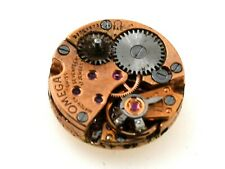Omega caliber 460 Ladies Wrist Watch Movement Backwind Parts or Restore