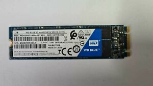 WD BLUE 1TB M.2 2280 3D NAND SSD new never used