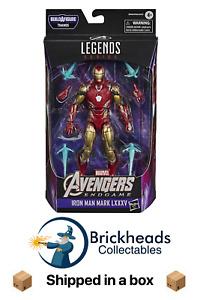 Iron Man MK LXXXV | Marvel Legends Avengers Endgame Thanos IN STOCK Hasbro