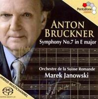 BRUCKNER: SYMPHONY NO. 7 USED - VERY GOOD CD