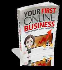 Start Your First Online Business - How Not To Fail With Internet Marketing (CD