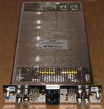 TE Corcom RFI Power Line Filter DC Input Assembly 2x 100A F4606 9-1609095-2 NEW