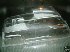 TBG REN TURBO 5 BODY  for traxxas 1 16th rally chassis