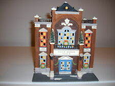 Precinct 25 Police Station*Christmas In The City*1998 - 2003*Mint Condition