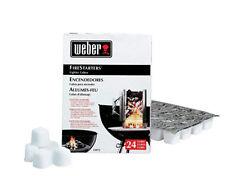 Weber Grill Bbq Firestarter Lighter Cube Fireplace 7417 Charcoal Starter