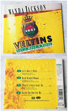 Wanda Jackson - Let´s Have A Party .. Rare 1994 Veltins Maxi CD TOP
