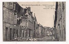la grande guerre 1914-1916 - verdun bombardé