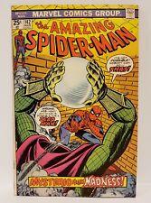 THE AMAZING SPIDER-MAN MYSTERIO MARVEL COMICS 1975 BRONZE AGE #142