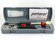 Portasol Super Pro 125 MK2 Cordless Gas Soldering Iron Kit LIMITED OFFER SP-1K
